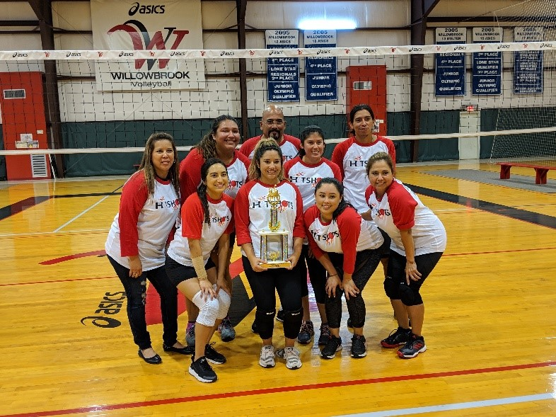 Houston Chapter Of Credit Unions Volleyball Tournament Raises Needed Funds For Children S Charities